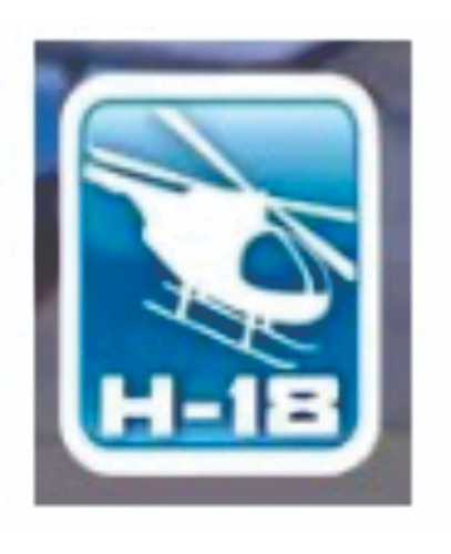 superhawk combate 1327 - h-18 - controle remoto