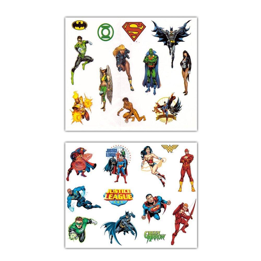Superhéroe Último Libro De Colorear Surtido ~ 15 Libros Con
