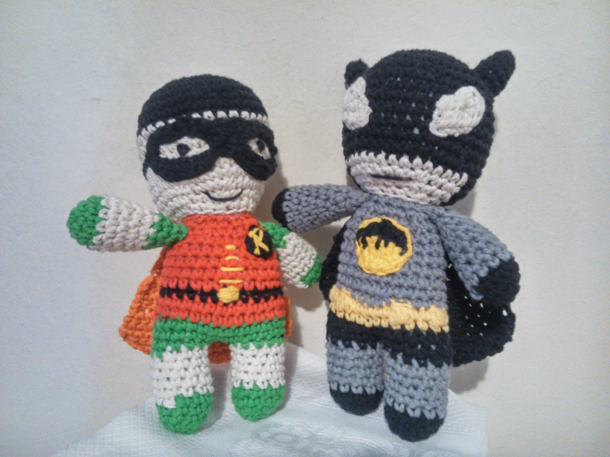 Superhero Amigurumi Crochet Patterns Best Ideas | 900x1200
