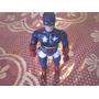 Figura Artic..plastico C/cabeza Goma Retro Capitan America ?