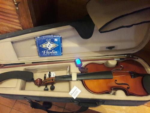 superior violín outfit