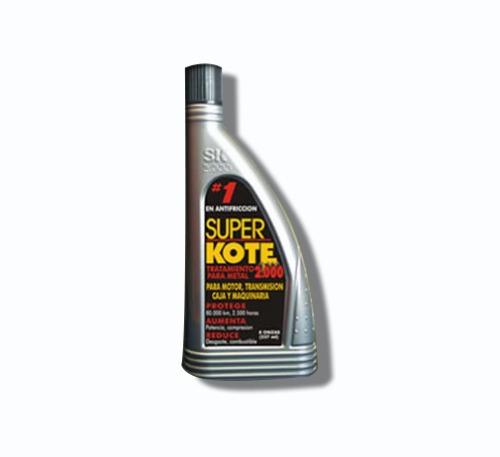 superkote 2000 - made in usa. tratam p/metal - antifricción