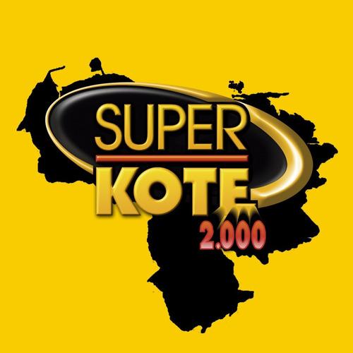 superkote 2000 tratamiento para metal 8oz