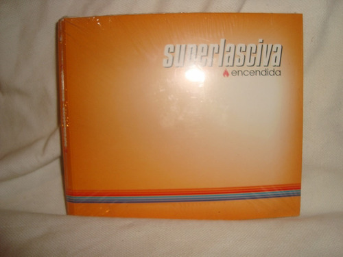 superlasciva encendida  audio cd en caballito*