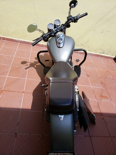 superlight 200cc verde mate