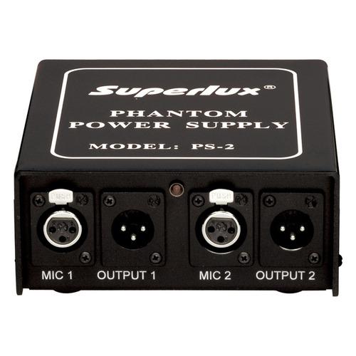 superlux - phantom power ps-2a