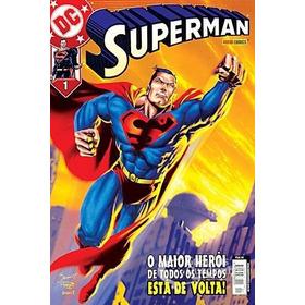 Superman - 1ª Série Col Completa - # 1 Ao 114 - Ed.panini