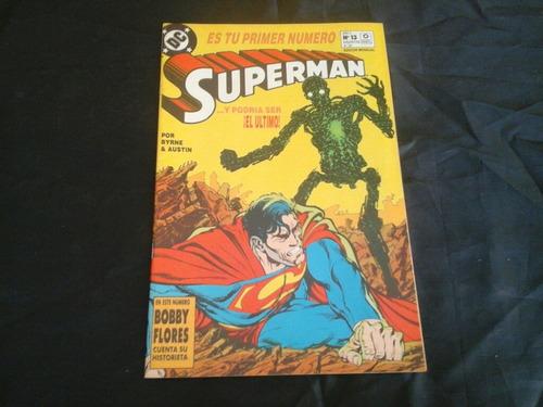 superman # 13 (perfil)