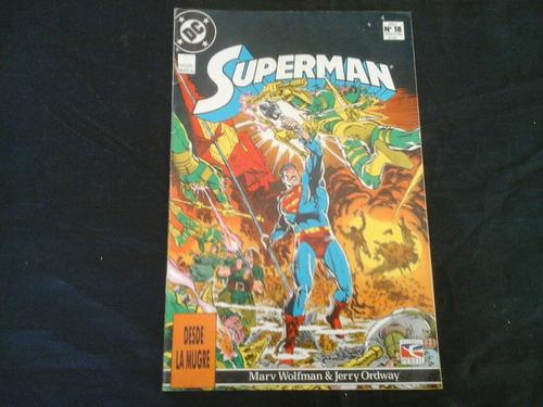 superman # 18 (perfil)