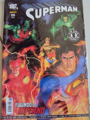 superman # 56 - panini - dc comics