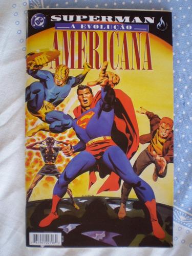 superman a evolução americana!