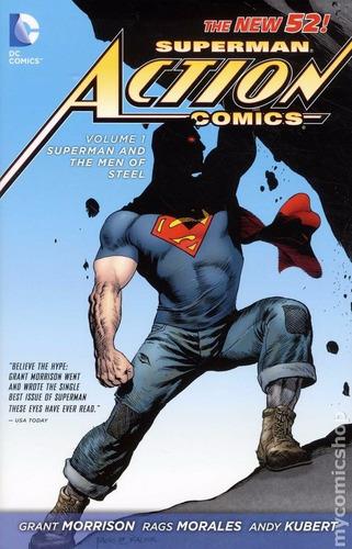 superman action comics - vol 1 - dc comics
