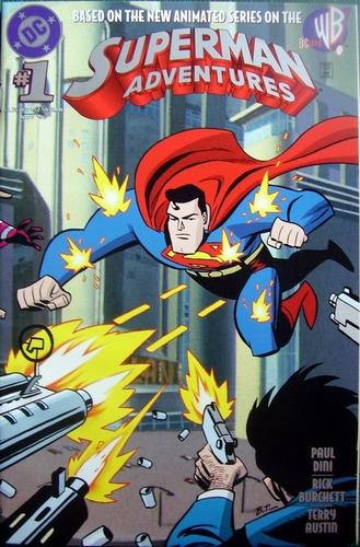 superman adventures number 1 original american issue