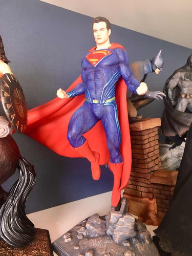 superman art scale 1/10