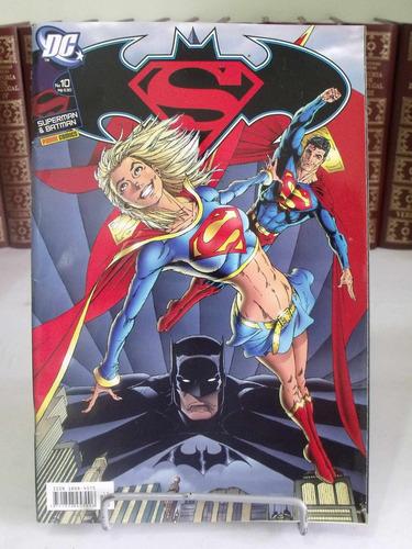 superman & batman nº10