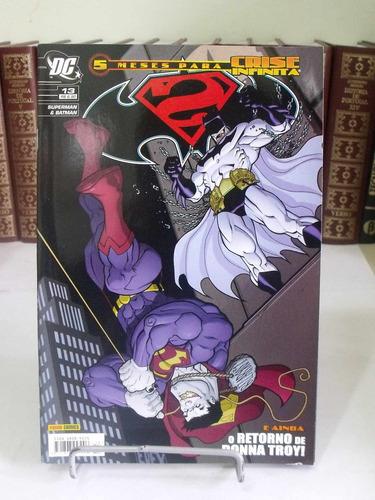 superman & batman nº13