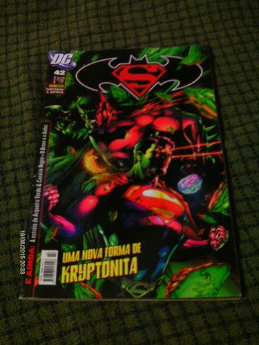 superman - batman n.42 panini comics