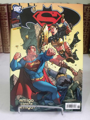 superman & batman nº6