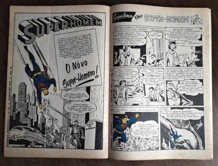 superman-bi 32 (ebal-1a série-1970) - 66 págs-leia descrição