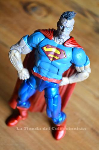 superman bizarro figura de colección para coleccionistas