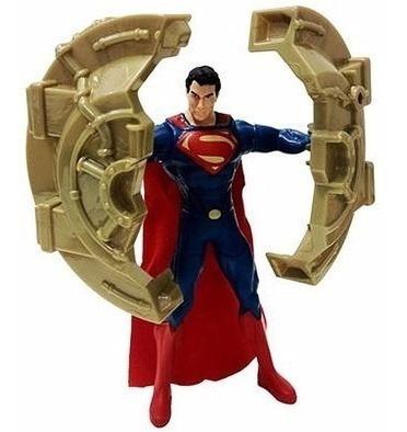 superman - boneco especial homem de aço com movimento