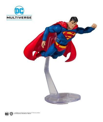 superman dc multiverse mcfarlane toys figura