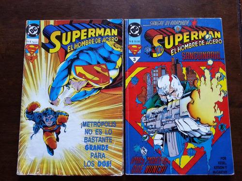 superman de coleccion
