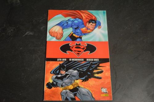 superman e batman inimigos públicos hq
