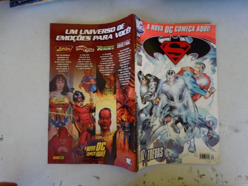 superman e batman! vários! r$ 10,00 cada! panini!