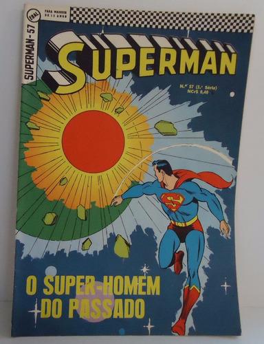 superman ebal- nº 57 janeiro 1969 -by trekus vintage
