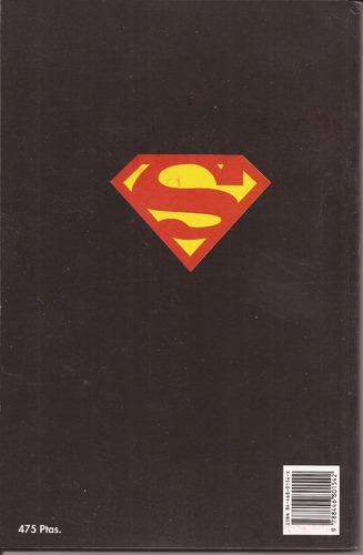 superman el regreso de. lucha por su vida  editorial zinco