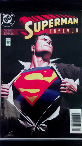 superman forever comic dc