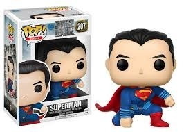 superman funko dc justice league 207 + envío gratis