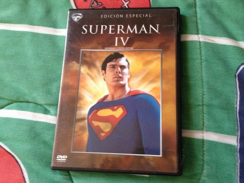 superman iv pelicula dvd