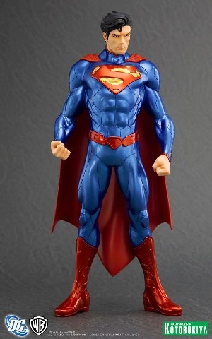 superman kotobukiya artfx the new 52 justice batman joker dc