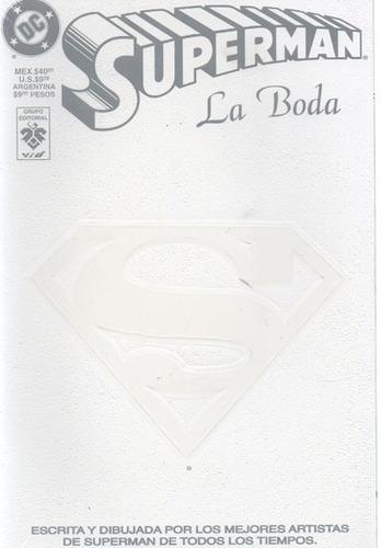 superman la boda (na)