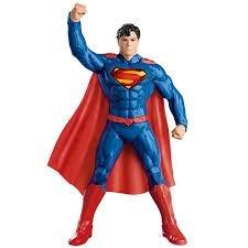 superman la liga de la justicia  mc donalds 2016 nuevo!!