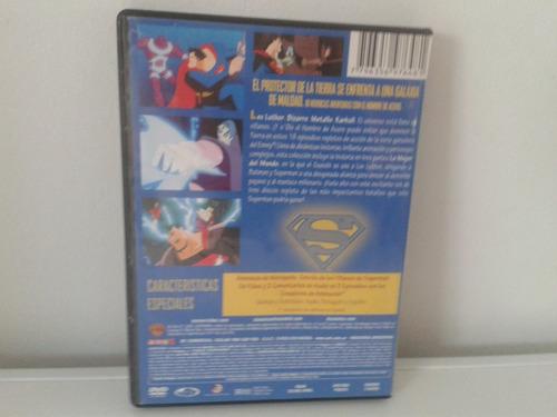 superman la serie animada volumen dos-dvd