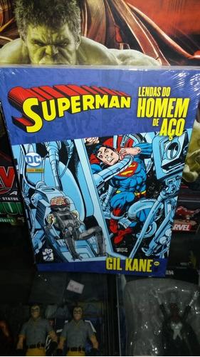 superman lendas do homem de aço gil kane
