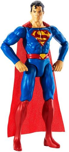 superman muñeco figura liga de la justicia truemoves