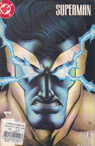 superman nº 130 dec-97 perfeito