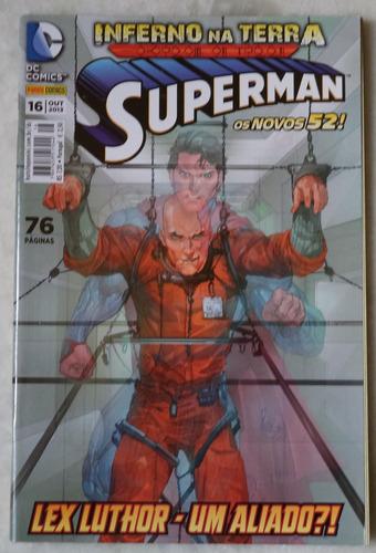 superman nº 16 os novos 52