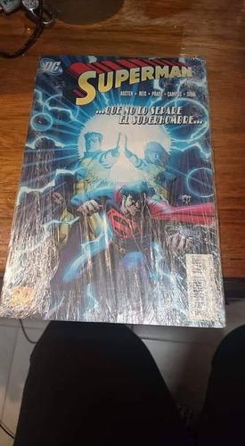 superman n18 que no se separe el superhombre