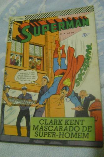 superman n°29 set 66 ebal raro e ótimo!