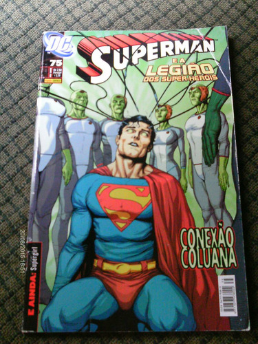 superman n.75 panini