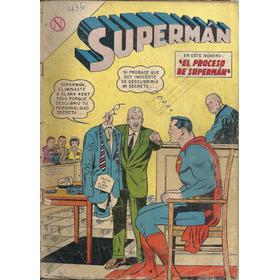 Superman Novaro Mexico 436