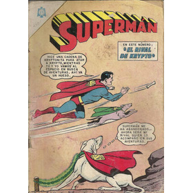 Superman Novaro Mexico 470