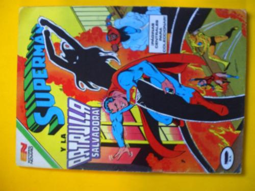 superman novaro no. 1481 serie aguila 31-07-84
