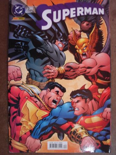 superman nºs 15 ao 112 ed. panini anos 2004/07