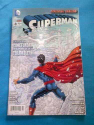 superman nueva serie tomo 3!!! editorial televisa